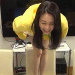 可愛らしい美熟女井上綾子お姉さまのパンスト&パンティ生脱ぎ